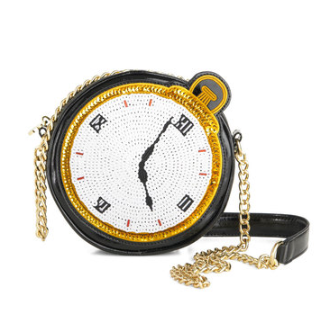 Betsey Johnson Watch and Learn Bag$78.00