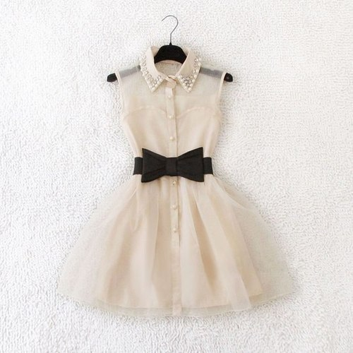 black-bow-cute-dress-Favim.com-523618