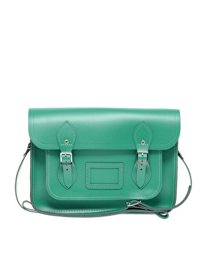"Cambridge Satchel Company Exclusive to Asos 13"" Leather Satchel$187.00"