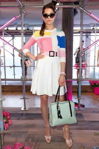 Kate Spade New York - Presentation - Spring 2013 Mercedes-Benz Fashion Week