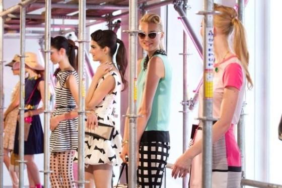 Kate Spade New York - Presentation - Spring 2013 Mercedes-Benz Fashion Week