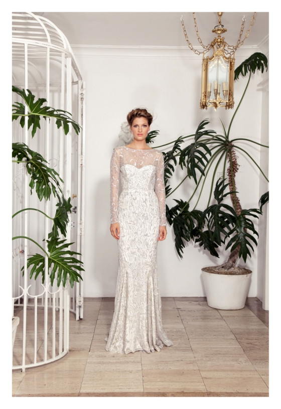 Charlize Gown