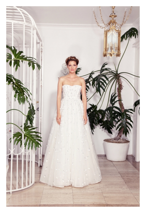 Rosaleigh Ivory Gown