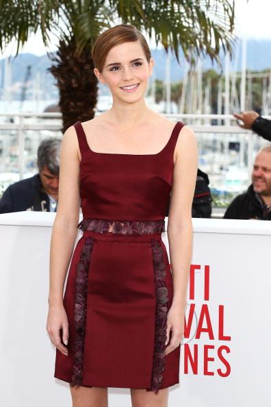 Emma Watson in Christopher Kane