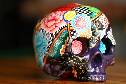 awesome-day-of-the-dead-pattern-skull-sugar-skull-Favim.com-73640