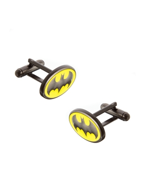 Gifts for the guy in your life (Dads, Brothers, Uncles, Friends or Boyfriends/Husbands ect...) ASOS Batman Cufflinks $19.05