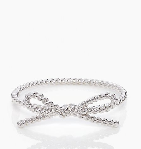 Kate Spade Skinny Mini Rope Bangle $78